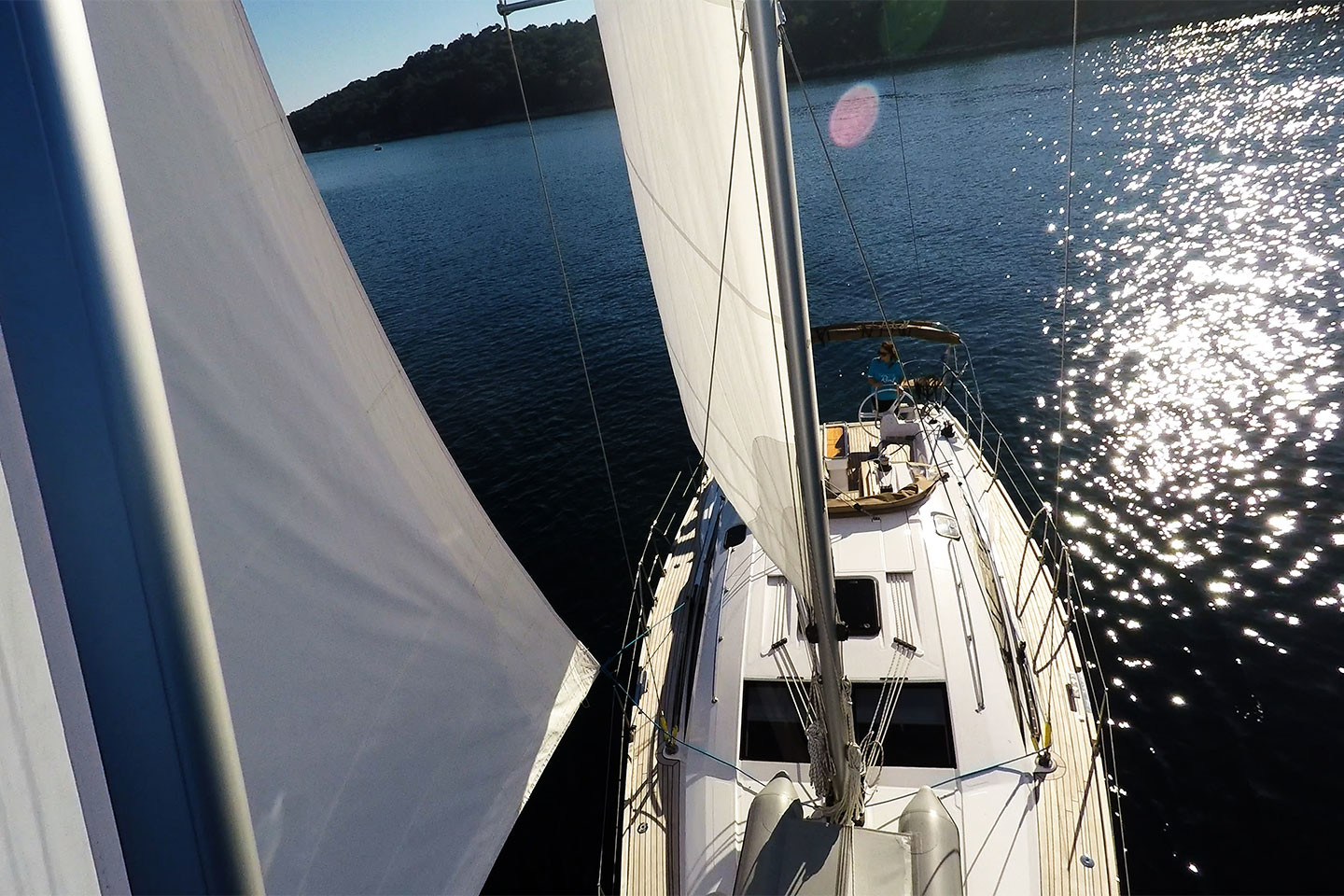 Jadranka Yachting Crewed Charter