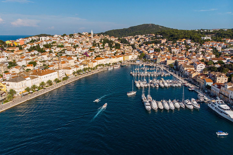 Jadranka yachting Sailing Historical routes